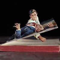 Látványos regényillusztrációk 3D-ben