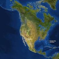 Így nézne ki a Föld a sarki jégsapkák olvadása után