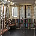 Metrókönyvtár, avagy utazni nem csak életveszélyben lehet!