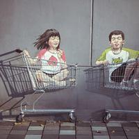 A maláj Banksy