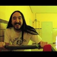 Steve Aoki szereti a tacót