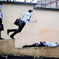Vicces jelenetek francia falakon