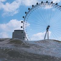 London víz alatt