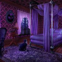 Gótikus stílusú hálószobák