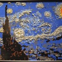 Híres műalkotások LEGO-ból