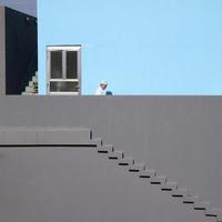 Bejrút egy minimalista fotós szemével