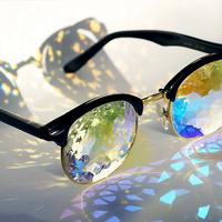 Kaleidoszkóp szemüveg