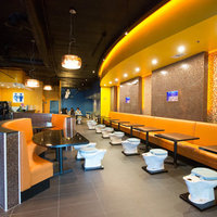 Már Los Angelesben is van wc-étterem