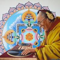 DJ Dalai Láma - Őszentsége, ahogyan még nem láttad