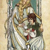 Tarot kártya A Gyűrűk Ura karaktereivel