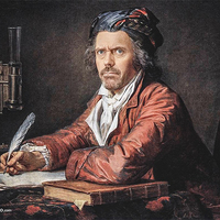 Színészportrék klasszikus festményeken