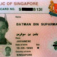 Lecsukták Batmant!