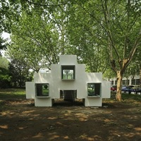 Hordozható Tetris-ház egyedül élőknek