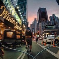 New York egy biciklis szemszögéből