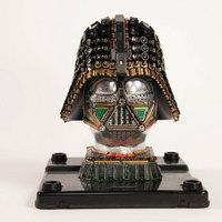 Star Wars-szobrok talált tárgyakból és lomokból