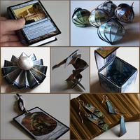 Kreatív ötletek Magic kártyalapok újrahasznosítására