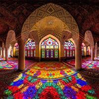 A kaleidoszkóp mecset
