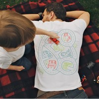 Praktikus póló fáradt szülőknek