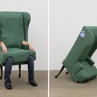 Álcázd magad fotelnek!