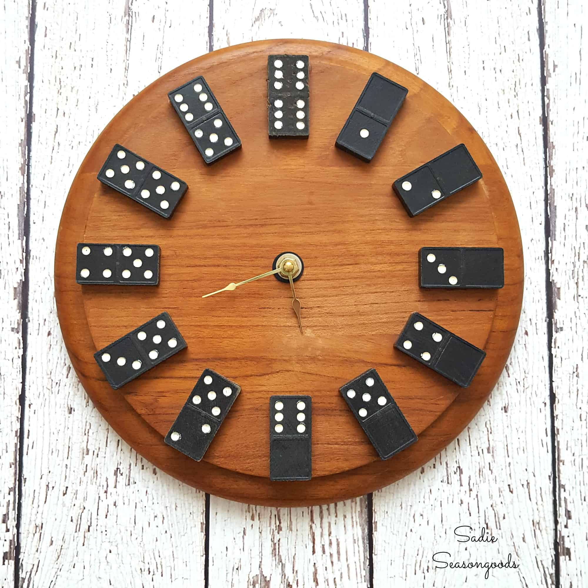 8_diy_upcycled_repurposed_vintage_domino_and_thrift_store_cutting_board_wall_clock_by_sadie_seasongoods.jpg