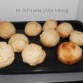 Élesztő mentes cipók (Yeast Free Loaf of Bread)