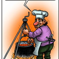 Giddy karikatúrák