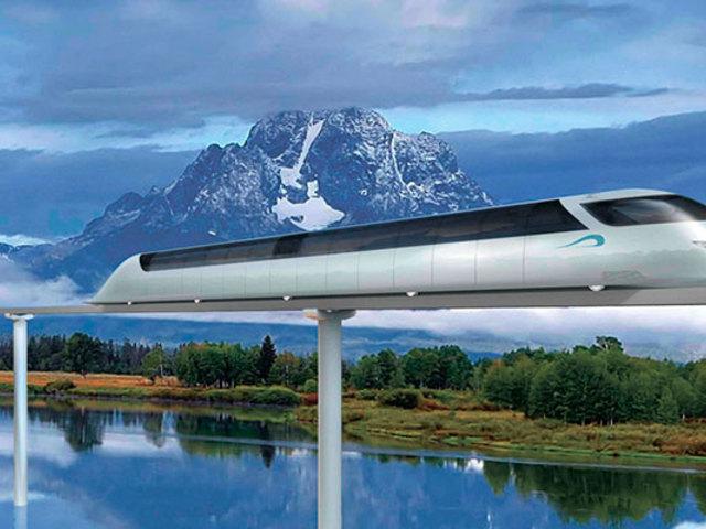Dubai has embarked on building up future transport (Dubai beszállt a jövő közlekedésének kiépítésébe).