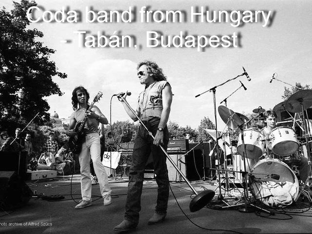 Hobo Blues Band, Mini, Faludy György és a Coda - Tabán, Budapest