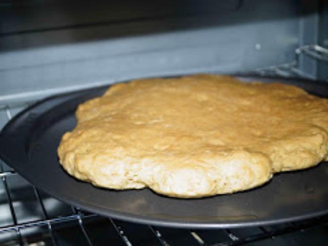 Magyar élesztőmentes lepénykenyér (Hungarian Non-Yeast Cake Bread)