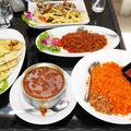 Íz orgia-arab ételek: Az Asma étterem (Taste Orgy-Arabic Food: Asma Restaurant)