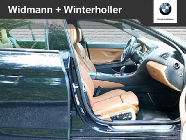 BMW 640D GRAN COUPÉ M