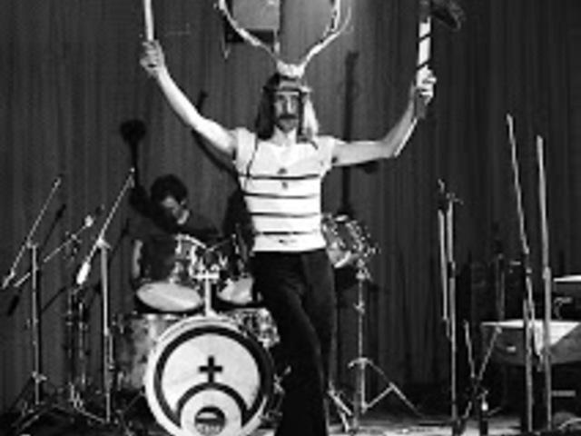 Waszlavik Gazember László - magyar rock sámán