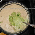 Nyers zöldség főzelék  Szűcs Alfréd módra (Raw Vegetable Pottage in the Alfred Szucs Mode)