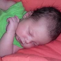 A magzatvíz elfolyása után 6 perccel már a kezemben tartottam a kislányomat