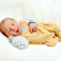 Hatalmas babám villámgyors születése