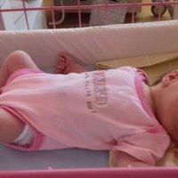 Én aludtam egy jót és közben született egy csodálatos kislányom