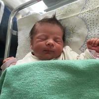 Zara baba megszületett