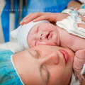 A korai bőrkontaktus és az édesanya támogatása I.