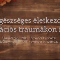 Gyere el és hallasd a hangod! 2015. november 13-14. Budapest