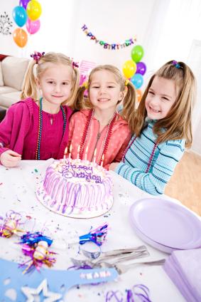 Születésnap szervezés otthon