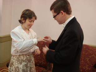 esküvői fotó - © 2009. Szilvia és Tylla