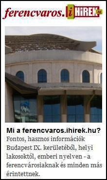 Ferencvárosi Hírek, helyiektől, első kézből