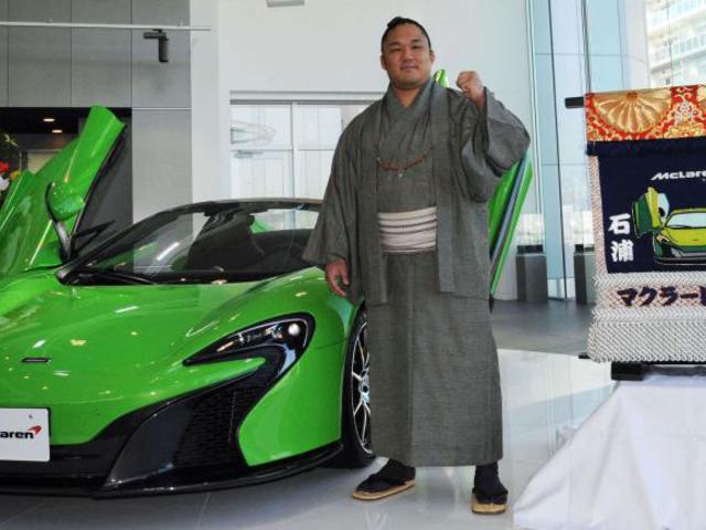 Ishiura és a McLaren