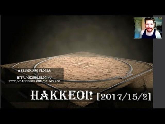 HAKKEOI! [2017/15/2] - Tornazáró epizód 2/3