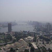 Kairó – az első pofonok