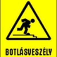 Botlásveszély