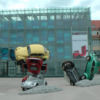 [CAR CULTURE. Media of Mobility | June 18th, 2011–January 8th, 2012, ZKM | Media Museum]