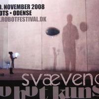 Jed Berk (USA) Blubber Bots exhibition in Odense 2008