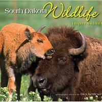 ''IBOOK'' South Dakota Wildlife Impressions. Tommy Obten Figures journal Filming