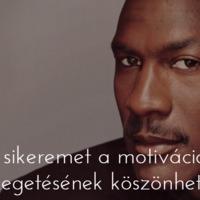 Michael Jordan Titka a Sikerhez: a